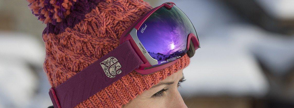 maschera da sci Cairn