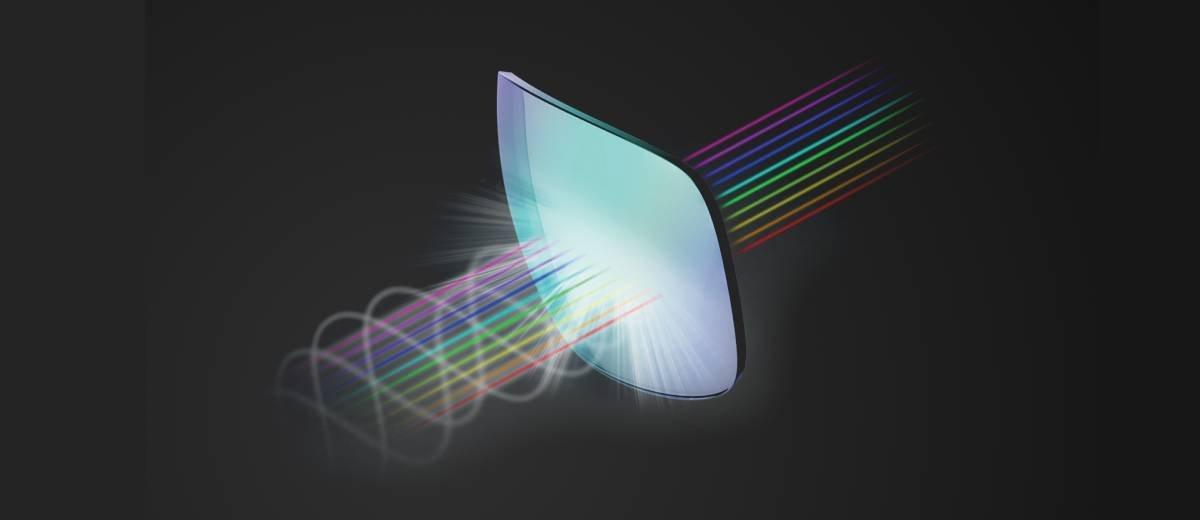 Gepolariseerde lens van Bollé