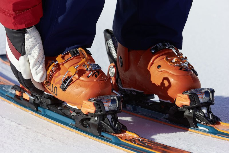 Toebehoren skischoenen
