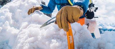 ijsbijl voor skitochten