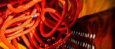 Klimtouwen en slingen