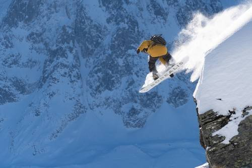 snowboard Borealis